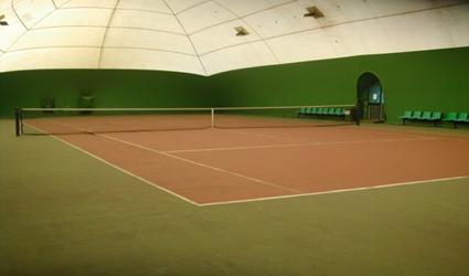 Tennis club colico le strutture